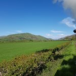Heading towards Abergynolwyn and Nant Gwernol on 13/05/2018