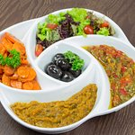 Our signature Kemia sharing platter for The Love of Veggies