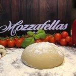 Fresh homemade dough every day!