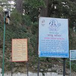 About Jakhu temple