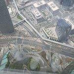 صورة فوتوغرافية لـ برج خليفة