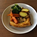 Our Special for this weekend - Rabbit Pie