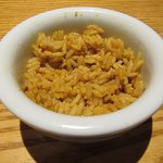 YUCK! Rice dish.