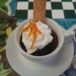 Chocolate Pot at Dushanbe Tea