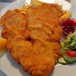 Schnitzel in Herzform :o)