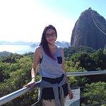 Uma das paisagens mais lindas do Rio de Janeiro.