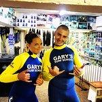 Photo de Gary's Surf School