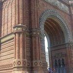 Foto de Arc de Triomf