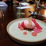 A dessert that was both clever traditional and contemporary