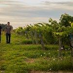 Owner/Winemakers Greg and Yannick Wertsch