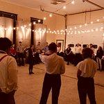 Sip & Swing Class in the Back Barn