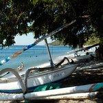 A Amed les bateaux de pêcheurs deviennent bateaux pour plongeurs