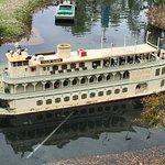 Cajun Queen River Boat