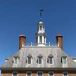Roofline of the Governors Palace