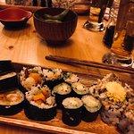 Sushi Momo Vegetalien