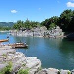 Nagatoro Iwadatami Rocks Φωτογραφία