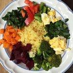 comer Saludable y rico en la Casa del Pan