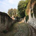 Scatti dall'esterno delle mura, da retro e dei paraggi