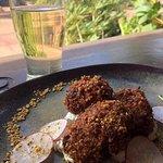 Chicken Kibbi