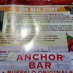 about the origins of Anchor Bar