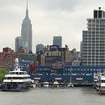 Manhattan skyline 👍👏