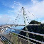 ภาพถ่ายของ สะพาน ลังกาวี สกาย