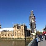 Foto Menara Jam Big Ben