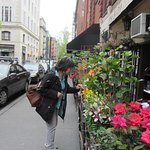 Spice, and tea and flowers on Sullivan St.