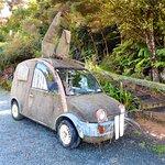 Amusing Top O The Dome Cafe car 1
