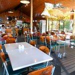 Top O The Dome Cafe interior