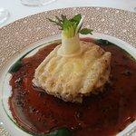macaronis foie gras truffe