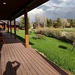Luton's Teton Cabins Photo
