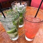 Amazing drinks