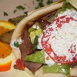 Foto de Saba's Mediterranean Cuisine