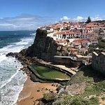 Foto de Praia das Azenhas do Mar