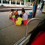 Yangon Circular Train Foto