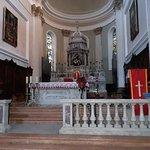 Igreja de valstagna.  Santo Antônio