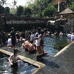 Tirta-Empul-Tempel Foto