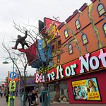 front of Ripley's Believe It or Not! Museum