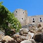 Naxos Town Castle