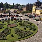 Seven Treffen im Schlosshof