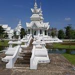 ภาพถ่ายของ White Temple