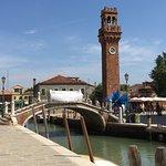 Torre dell'orologio à Murano
