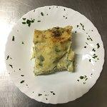 Lasagna Carciofi e Zola