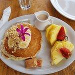 pancakes island style