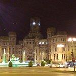 Plaza de Cibeles ภาพถ่าย