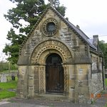 The Trevor Family Mausoleum in St. Mary's Churchyard (Chirk)