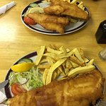 The Old Harbour Fish & Chips Foto