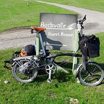 just a fab place to stay where me and my bike felt very well looked after.