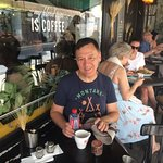 Photo of Cafe Alma Neve Tzedek